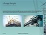 Construction Crane Presentation slide 11