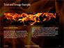 Fire Flames Presentation slide 14