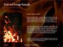Fire Flames Presentation slide 15