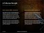 Handgun on Floor with Blood Splatters Presentation slide 5