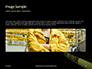 Caution Tape in Darkness Presentation slide 10