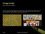 Caution Tape in Darkness Presentation slide 12