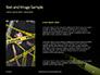 Caution Tape in Darkness Presentation slide 15