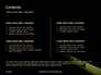 Caution Tape in Darkness Presentation slide 2