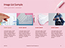 Sanitary Pad Menstrual Cup Tampon and Red Heart Presentation slide 16