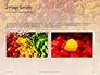 Colorful Bell Sweet Pepper Presentation slide 11