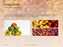 Colorful Bell Sweet Pepper Presentation slide 12