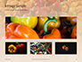 Colorful Bell Sweet Pepper Presentation slide 13