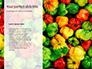 Colorful Bell Sweet Pepper Presentation slide 9