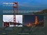 Golden Gate Bridge Presentation slide 11