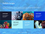 Coral Reef Macro Texture Presentation slide 17