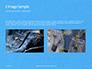 Jeans Texture Background Presentation slide 11