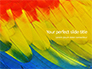 Colorful Background of Parrot Bird Feathers Presentation slide 1