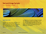 Colorful Background of Parrot Bird Feathers Presentation slide 14