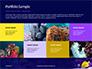 Yellow Tang Fish in Aquarium Presentation slide 17