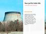 Radioactive Sign on Building in Chernobyl Presentation slide 9