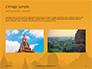 Hot Air Balloons over Ancient Pagoda in Bagan Presentation slide 11