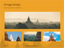 Hot Air Balloons over Ancient Pagoda in Bagan Presentation slide 13