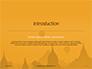 Hot Air Balloons over Ancient Pagoda in Bagan Presentation slide 3