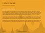 Hot Air Balloons over Ancient Pagoda in Bagan Presentation slide 4