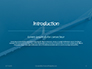 Aerial View of Suspension Bridge Presentation slide 3