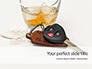 Alcoholic Drink and Car Keys on Table Presentation slide 1