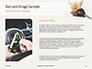 Alcoholic Drink and Car Keys on Table Presentation slide 15