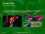 Firebug Pyrrhocoris Apterus on Green Twig Presentation slide 12