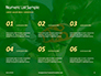 Firebug Pyrrhocoris Apterus on Green Twig Presentation slide 8