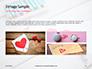 Heart Shape Drawn on Sheet of Paper Presentation slide 12