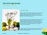Cucumber Lemon and Mint Water Presentation slide 15