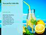 Cucumber Lemon and Mint Water Presentation slide 9