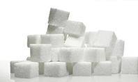 Lump Sugar Cubes Presentation Presentation Template