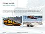Snowplow Removing Snow Presentation slide 12