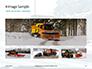 Snowplow Removing Snow Presentation slide 13