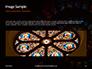 Spiral Stained Glass Window Presentation slide 10