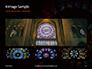 Spiral Stained Glass Window Presentation slide 13