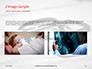 Medical Stethoscope on Hospital Bed Presentation slide 11