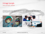 Medical Stethoscope on Hospital Bed Presentation slide 12