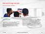 Medical Stethoscope on Hospital Bed Presentation slide 14