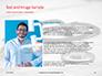 Medical Stethoscope on Hospital Bed Presentation slide 15