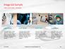 Medical Stethoscope on Hospital Bed Presentation slide 16