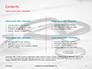 Medical Stethoscope on Hospital Bed Presentation slide 2