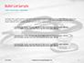 Medical Stethoscope on Hospital Bed Presentation slide 7