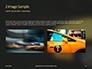 Yellow Taxi Cab Presentation slide 11