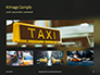 Yellow Taxi Cab Presentation slide 13
