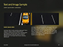 Yellow Taxi Cab Presentation slide 14