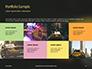 Yellow Taxi Cab Presentation slide 17