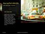 Yellow Taxi Cab Presentation slide 9