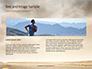 Low Angle View of Man Running on Asphalt Road Presentation slide 14